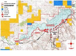 Duck Migration Map Grayrocks Reservoir Public Access Area