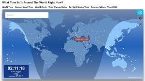 World Time Zones Map 19 Beautiful Tools For Managing Time Zone Differences Your Human