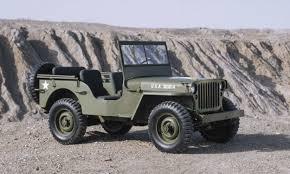 jeep gladiator military jeep a brief history autonxt