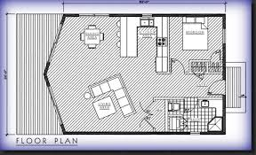 one bedroom cabin floor plans one story one bedroom one bath lake cottage