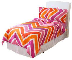 Comforter Orange Twin Orange Comforter Textured Vintage Striped Orange Twin