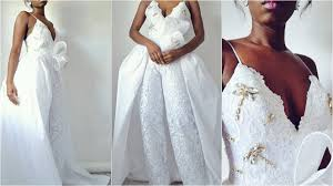 wedding dress jumpsuit bridal jumpsuits that will make you want to ditch a wedding dress