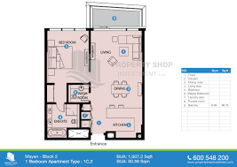 floor plan studio type floor plan of mayan yas island