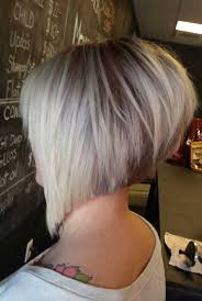 asymetrical ans stacked hairstyles chic stacked bob haircuts that we love stacked bobs short