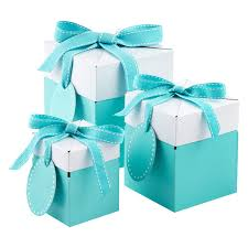 gift boxes aqua pop up gift boxes the container store