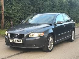 volvo s40 2 0 diesel manual limited wood interior trim in
