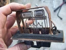 1996 dodge dakota blower motor 1996 dodge grand caravan le ac heater blower relay and resistor