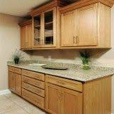 Medium Oak Kitchen Cabinets Bright Lumisource In Kitchen Traditional With Sherwin Williams