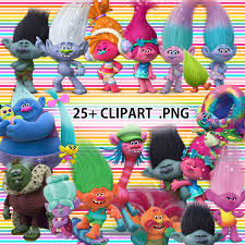 small halloween emoticons transparent background trolls new movie more than 25 clip art transparent background