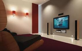 living trendy modern interior design and bedroom setup ideas
