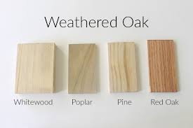 what stain looks on pine how 10 different stains look on different pieces of wood