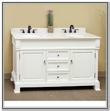 60 Inch White Vanity 60 Double Sink Vanity White Home Design Ideas