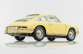 Porsche 911 Yellow - cmc porsche 901 911 1964 yellow racing heroes
