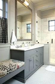 modern farmhouse bathroom lighting farmhouse style bathroom modern rustic farmhouse style master