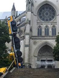washington national cathedral floor plan construction crane collapses at national cathedral cave news
