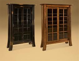 Bookcases With Glass New Bookshelves With Glass Doors U2014 Home Ideas Collection Wooden