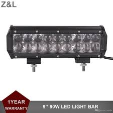 Led Light Bar For Cars by 9 90w Offroad Led Work Light Bar Car Truck Trailer Suv Boat 4wd