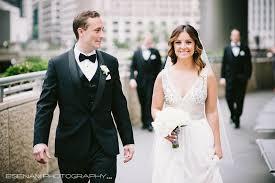 Wedding Photographers Chicago The Langham Chicago Wedding With Kat U0026 Kyle Chicago Wedding