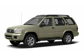 2004 nissan pathfinder overview cars com