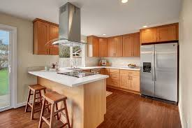 maple kitchen cabinets with white granite countertops pecan shaker maple pius kitchen bath