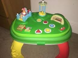 toy story activity table imaginext toy story bundle in ferryhill county durham gumtree