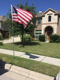 Is There A Law Against Burning The American Flag Hutto Hoa Says Homeowners Need Permission To Fly U S Flag Kxan Com