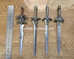 small wow swords letter opener decorative swords 95n9030 buy