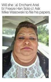 Meme Lady - 4 just a fat lady meme by smish memedroid