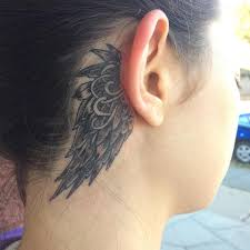 70 best the ear tattoos for