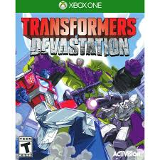 transformers devastation xbox one walmart com