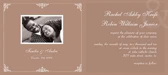 Marriage Wedding Cards Invitation Card