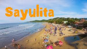 Punta Mita Mexico Map by Sayulita Mexico Aerial Video Drone Youtube