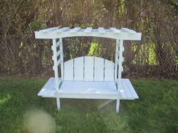 arbor bench plans ana white children u0027s bench with arbor diy projects