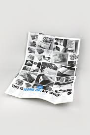 20 best folding poster and more images on pinterest layout
