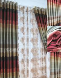striped bedroom curtains multi colors striped bedroom ready made pleated curtains