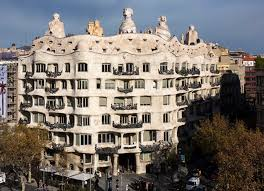Casa Mila Floor Plan by The Genius Of Antoni Gaudi Go Chango
