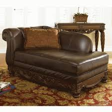 north shore sofa millennium by ashley north shore dark brown laf corner chaise