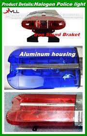 Led Light Bar Police by Dc12v Flash Warning Police Halogen Light Bar Police Used