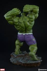 hulk statue avengers assemble