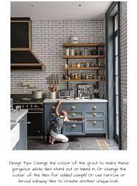 Kitchen Tiled Splashback Ideas La Maison Jolie Sensational Splashback Ideas For Your Dream Kitchen