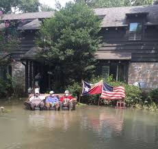 flood waters and unanswered questions remain for frustrated