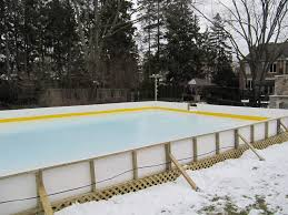 Backyard Rink Ideas Backyard Hockey Rinks 28 Images Building A Backyard