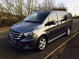 mercedes minivan 2016 mercedes vito 116 sport crew van long no vat in