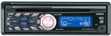 clarion dxz275mp cd receiver with mp3 wma playback at crutchfield com
