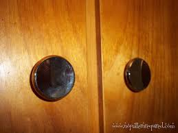 50 s retro cabinet hardware vintage atomic star knobs are installed in mom s 1950s time capsule