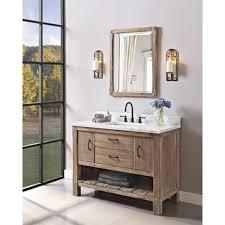 fairmont designs bathroom vanities fairmont designs napa 48 open shelf vanity sonoma sand free
