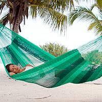 mexican hammocks at novica