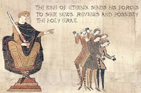 Bayeux Tapestry Meme - bayeux tapestry meme maker is released online eteknix