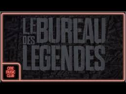 le bureau originale rob le bureau des légendes bande originale complète de la série
