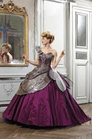 wedding dresses with purple detail wedding dress purple wedding dress with purple sash wedding